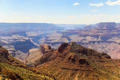 Panorama de vue de désert Images stock