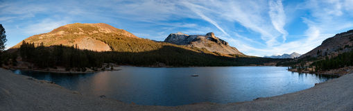Panorama de Yosemite Imagens de Stock Royalty Free