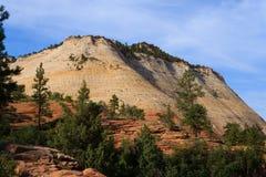 Panorama de Zion National Park Imagem de Stock