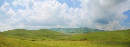 Panorama de Zlatibor image stock