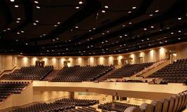 Panorama del auditorio Fotos de archivo