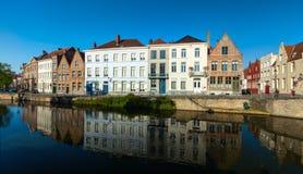 Brujas (Brujas), Bélgica Foto de archivo libre de regalías
