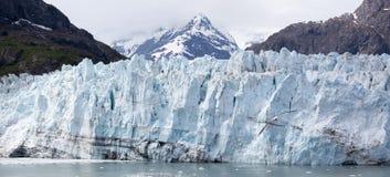 Panorama del ghiacciaio Immagini Stock Libere da Diritti