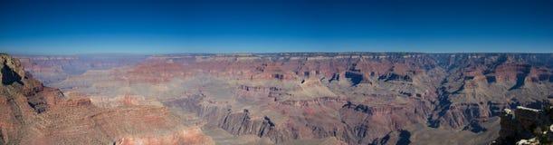 Panorama del Grand Canyon Fotografia Stock Libera da Diritti
