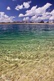 Panorama del lago Fotografia Stock Libera da Diritti
