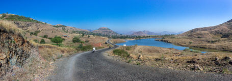 Panorama del long drive Foto de archivo