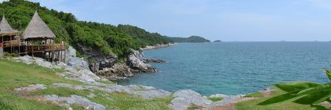 Panorama del mar Fotos de archivo