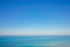 Panorama del mar Imagen de archivo libre de regalías