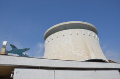 Panorama del museo di battaglia di Stalingrad Fotografie Stock