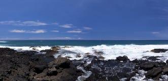 Panorama del océano en el parque del sur de la punta Fotografía de archivo libre de regalías