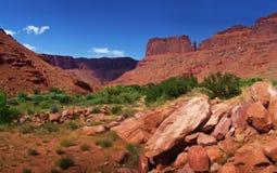 Panorama del paisaje Imagen de archivo