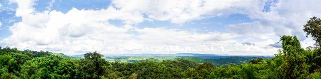 Panorama del paisaje Imagenes de archivo