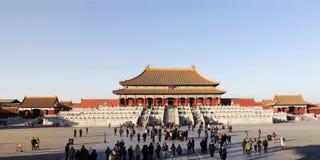 Panorama del palazzo imperiale Fotografia Stock