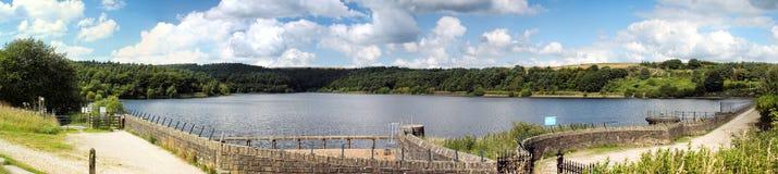 Panorama dell'acqua di Ogden Fotografia Stock Libera da Diritti