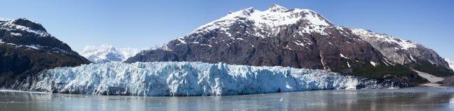 Panorama della baia di ghiacciaio Fotografie Stock Libere da Diritti
