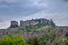 Panorama della cresta rocciosa Immagini Stock Libere da Diritti