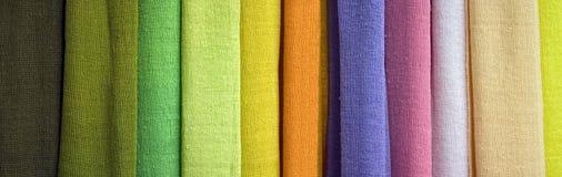 Panorama della sciarpa Immagini Stock