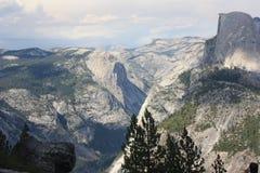 Panorama della sosta del Yosemite Fotografia Stock Libera da Diritti