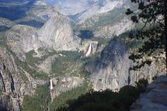 Panorama della sosta del Yosemite Immagini Stock Libere da Diritti