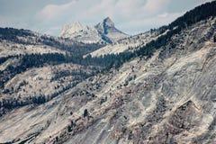 Panorama della sosta del Yosemite Fotografia Stock