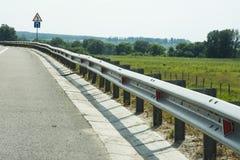 Panorama della strada il giorno soleggiato immagine stock libera da diritti