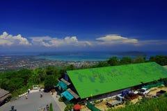 Panorama della Tailandia Immagine Stock