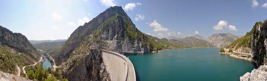 Panorama der Natur Lizenzfreies Stockfoto