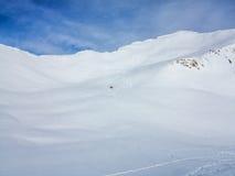 Panorama des alpes Photos libres de droits