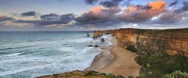 Panorama des apôtres 2 de GOR 6 Photographie stock libre de droits