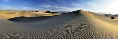 Panorama desert Royalty Free Stock Images