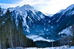 Panorama di Innsbruck Immagini Stock
