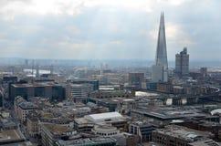 Panorama di Londra Fotografie Stock Libere da Diritti