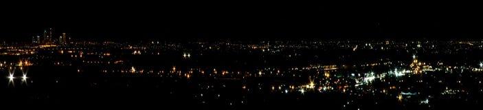 Panorama di Perth Fotografie Stock
