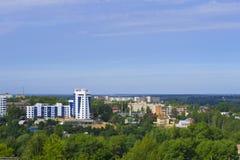 Panorama di Smolensk, Russia Fotografia Stock Libera da Diritti