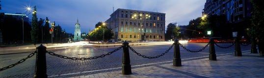 Panorama di Sofiya Fotografie Stock