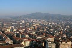 Panorama di Torino Fotografia Stock