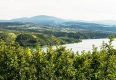 Panorama di Trentino Fotografie Stock