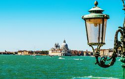 Panorama di Venezia Immagine Stock