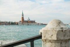 Panorama di Venezia Fotografie Stock