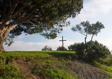 Panorama di Ventura dal parco di Grant Fotografia Stock Libera da Diritti