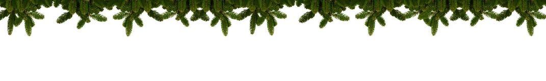 Panorama do Natal Imagens de Stock