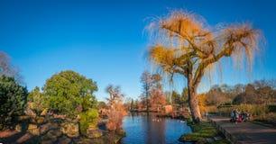 Panorama do parque dos regentes Foto de Stock