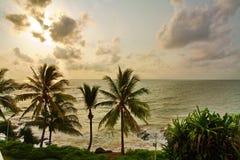 Panorama do Seascape Imagens de Stock Royalty Free