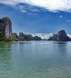 Panorama do Seascape Foto de Stock Royalty Free