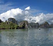 Panorama do Seascape Imagem de Stock Royalty Free