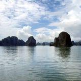 Panorama do Seascape Fotos de Stock Royalty Free