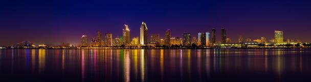 Skyline de San Diego imagem de stock royalty free