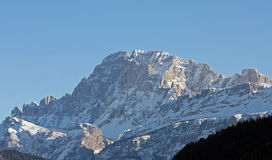Panorama of Dolomiti Alps (Italy) Stock Images