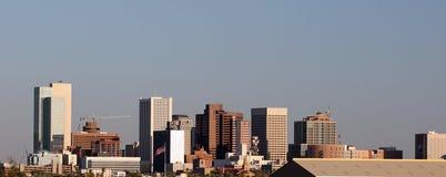 Panorama du centre de Phoenix Photos libres de droits