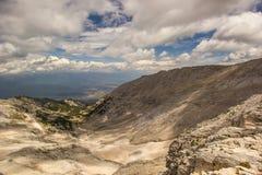Panorama Eagle Rocks Stockfotografie